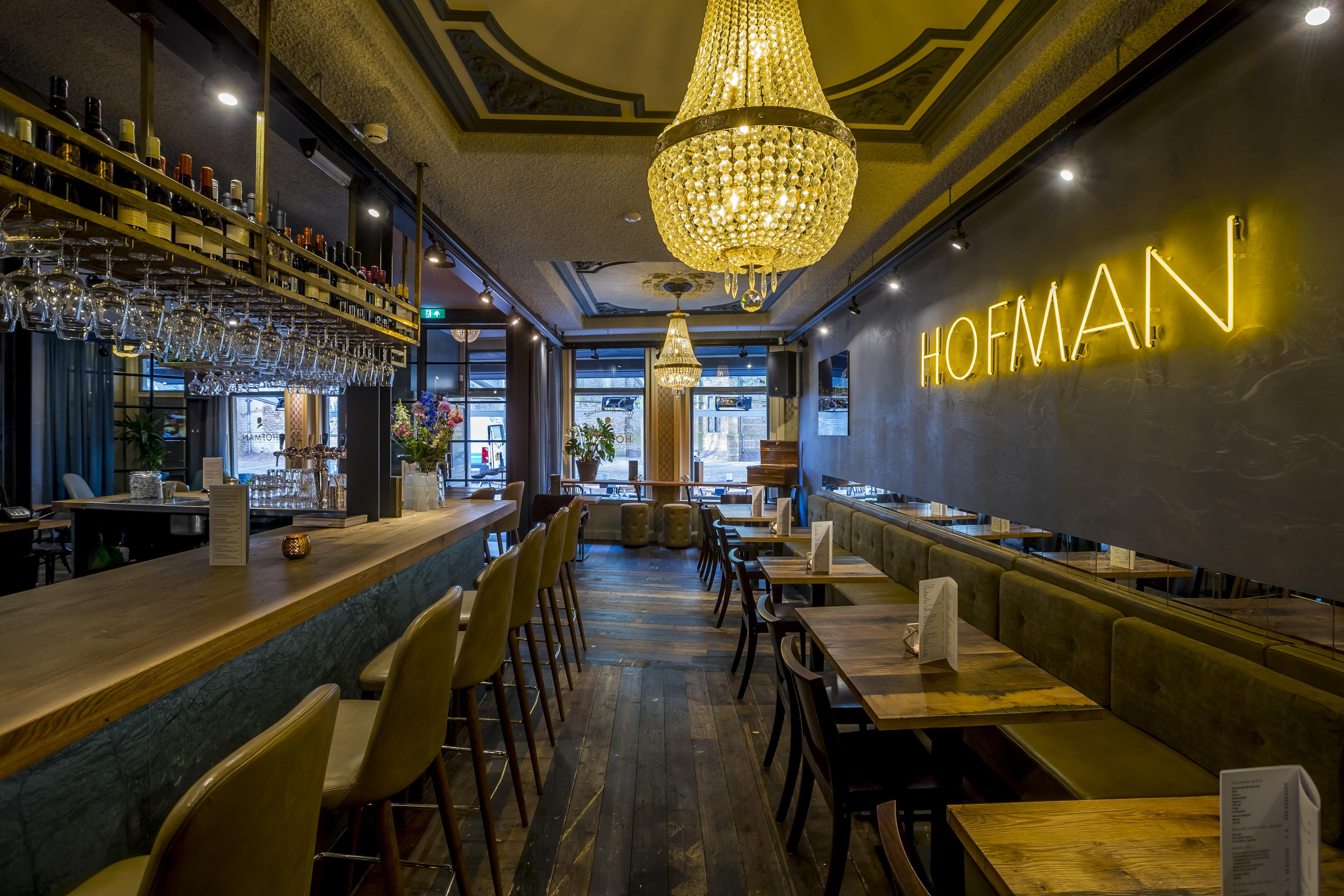 Bar Restaurant Hofman Alkmaar